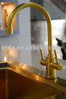 coloured stainless steel faucet
