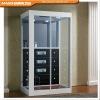 modern square glass steam shower room B-808-H