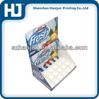 Promotion shopping paper display box