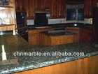 Kitchen Verde Butterfly Granite Countertops