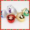 fashion mini christmas ball plastic