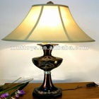 2012 classic poly resin living room decoration table lamps modern Euro Style lamps