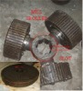 2012 Hot sell Wood pellet mill parts die and roller for sale