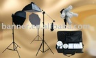 Tricolor light kit ( 5holders) studio light