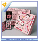 Wholesale Custom Cosmetic Packaging Box