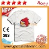 2012 wholesale t shirt with logo designed freely