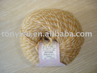 wool arylic blended top dyed knitting yarn