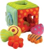 2012 baby educational soft cube toys ST10431