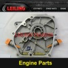 Snow Blower engine parts,Loncin general purpose engine 6hp/7hp parts,CRANK CASE COVER