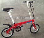 folding electric bicycle with panasonic battery 150w