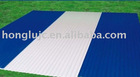 excellent color stability , anti-corrosive pvc colored corrugated sheet