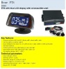 parking assist systemswith 4 rear sensor system (D-3681)