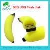 Banana shape 8GB bulk USB flash drives