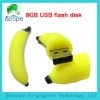 Banana shape 8GB bulk USB flash drives