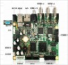 HI3515 H.264 4CH full real-time DVR Mainboard