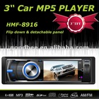 """3"""" deckelss Car MP5 player with USB/SD"""