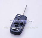 Toyota Camry 4 Button Flip Key Shell