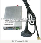 10km uhf rf module with 433mhz ,high speed