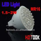 Droshipping MR16 38 LED Lamp | Light CE&ROHS