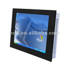 "19"" Atom D525 touch panel PC IP65"