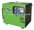 Silent Type portable diesel generator