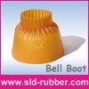 Crinkle Neck Bell Boot