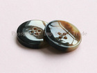 cute black resin button for kids,jean button, button for garment,resin button,plastic button