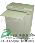 ELIDA corrugated case swelling and cutting machine/ ELD-425 industrial corrugated case shredder/carton packing filling machine