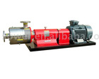High Shear Inline Mixers