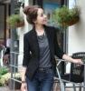 2012 Latest Design Business Fashion Lady Suit