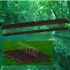 WG3B0RF01 Lotus Wood Pants Hanger With bar /trouser hanger/Skirt hanger