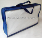 Clear PVC Zipper Bag For Quilt/Comforter/Duvet
