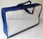 Clear PVC Zipper Bag For Quilt/Comforter/Duvet