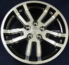 JEEP LIBERTY18inch 10 SPOKE ALLOY WHEEL