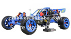 29cc Baja+Walbro Carb+NGK Spark plug+SS Tunepipe+2.4G+Nylon (Orange/Blue/Red/White)