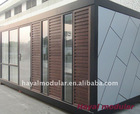 HY-HC6 Self contained Holiday cabin/mini modular home