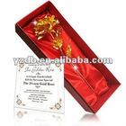 99.99% ture golden rose crafts