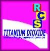 RCS-2400 Titanium Dioxide 2400 Rutile Titanium Dioxide powder