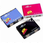 4port USB HUB XWG-H811