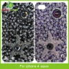 Luxurious Bling Case For iPhone 4 With Swarovski Diamond For iPhone 5 Case