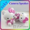 Hello Kitty Mini DVR Camera Video Speaker