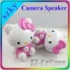 Hello Kitty Mini DVR Camera Video Speaker