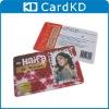 Plastic calling cards printing