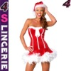 Sexy Christmas Costume With Hat + Panty