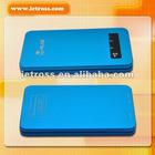 Eexquisite,fashion design 6000mAh Power Bank External Mobile Power