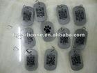 Wholesale Custom Scannable QR code pet ID tag