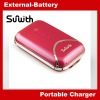 5200mAh fashionable for cellphone univeral portable power pack