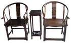 Chinese antique chair reproduction armchair