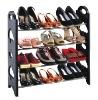 4 layer diy shoe rack