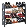 4 layer diy shoe rack